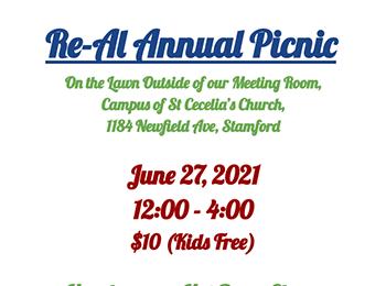 Re-Al Annual Picnic 2021