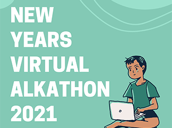Recovery Unlimited New Year 2021 Virtual Alkathon