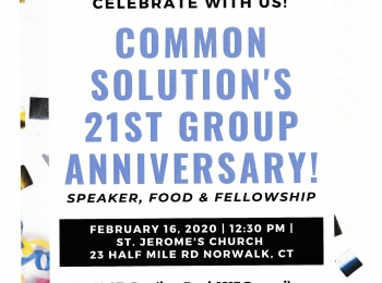 Common Solution 21st Group Ann., Feb. 16, 2020