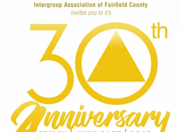 Intergroup Association of Fairfield County – 30th Anniversary Party – Friday, June 21st, 2019